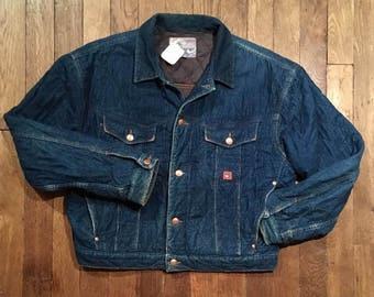 RARE: Corduroy jacket corduroy effect padded KENZO vintage