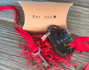 Love Lock-Personalized Gift For You