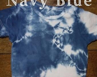 Navy Dye