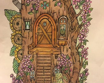 Duarf's Mansion/La Mansión del Duende