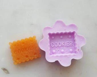 Cookie mold cookies
