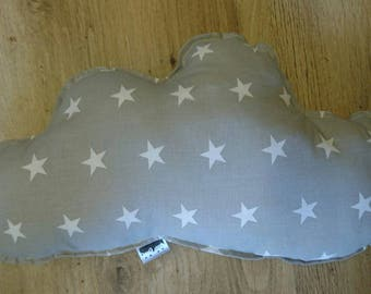 Decorative Cloud Cushion, Cloud Pillow, Nursery Decor