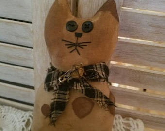 Primitive Spotted Stained Stumpkitty
