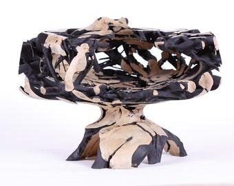 Untitled root wood hazelnut one piece