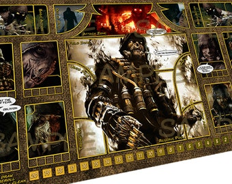 Scarecrow - Dice Masters Playmat