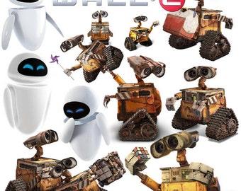 WALL-E clipart