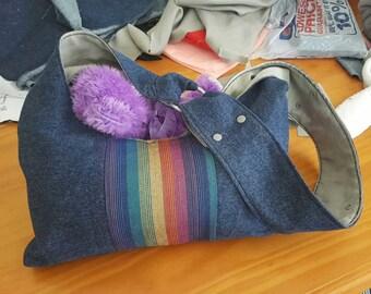 Adjustable Ring Sling Bag