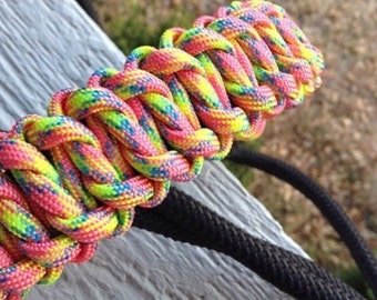 EVER AFTER HALTER (TackNotTacky Twist Braid)