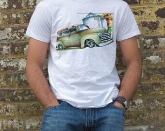 Hot rod  / rat rod t-shirt