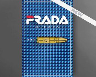 PRADA Milano 5092 Miles – Fila Bootleg Poster