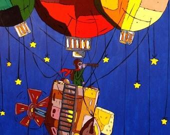 Dreams of Jules Verne