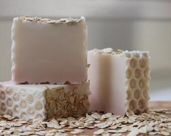 Oatmeal, Milk & Honey Soap
