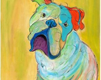 Colorful Animal Art