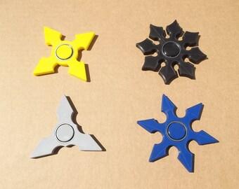 Shuriken, Ninja Star Spinner Fidget Toys