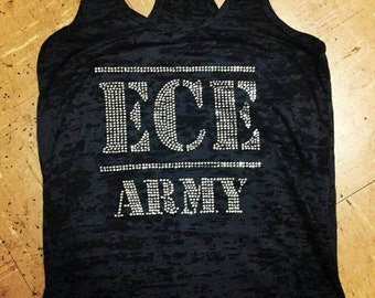 ECE Army bling tank