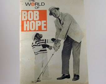 The World of Bob Hope Magazine Biography Playbook