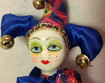 """Court Jester, you can have your own 6+"""" very well  made handcrafted"""