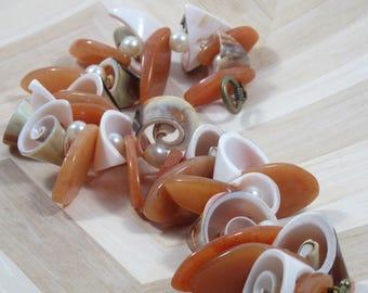 Bracelet- Tropical Snail