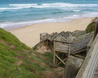 Phillip Island Beach Stairs