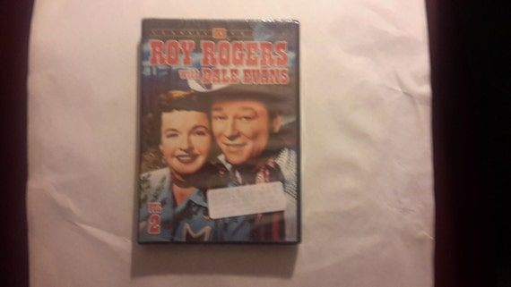 roy Rogers dale Evans classic tv shows dvd vol2 sealed