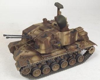 1/35 Built M-247 SGT York