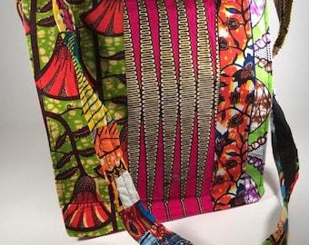 Ghana Messenger Bag