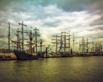 Tall Ships Series Fine Art Photography