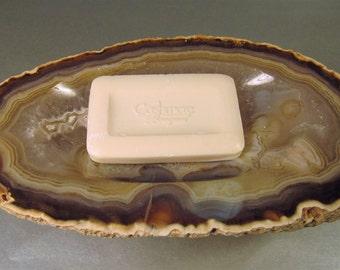 Agate Soap Dish
