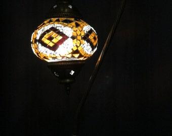 Turkish Mosaic Lamp