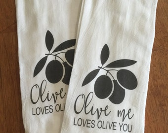 Pair of Flour Sack Towels