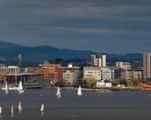 Cardiff Bay Panorama...