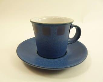 DENBY Pottery - REFLEX - Espresso Cup & Saucer