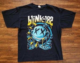 Blink 182 Band Tee