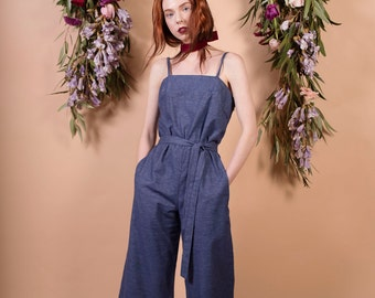 Easy Peasy Jumpsuit