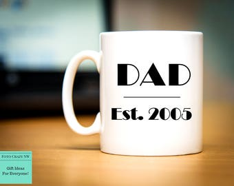 Father's Day Gift | Dad Mug | Fathers Day Present | Present For Dad | Dad Gift