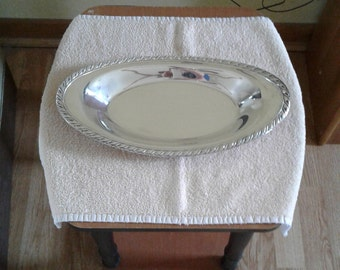 Oneida Silver Plate Tray