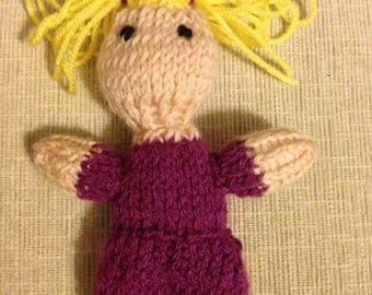 Knitted Dolly to Order
