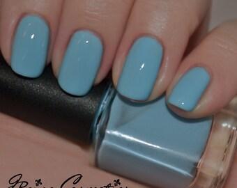 Baby Blues - Blue Creme Nail Polish
