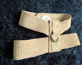 Leather Dog Harness for Small Dogs, Chihuahua Harness,  Yorkie Harness, Choke Free Dog Harness, Small Dog Harness, Animal Friendly Harness