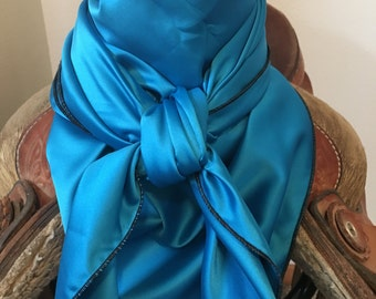 Royal Blue Wild Rag