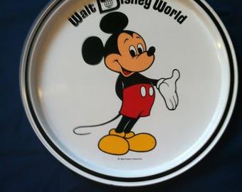Walt Disney World Collector Tray