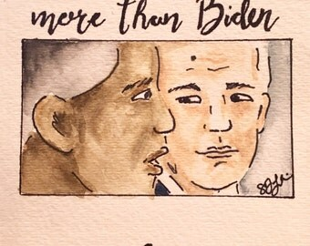 I love you more than Biden loves Obama Card