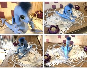 Handmade Dragon Doll