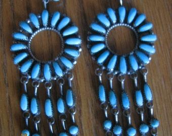 Zuni Earrings-NOW ON SALE