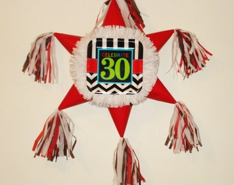 30th Birthday Pinata.