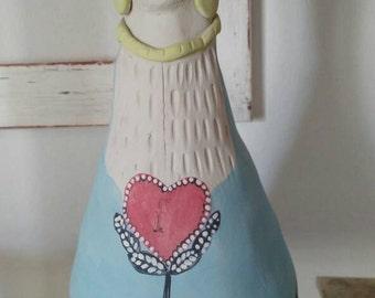 Sculpture Frida (true love)