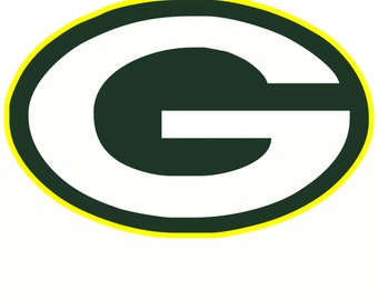 Green bay packers decal – Etsy UK