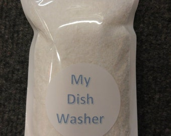 Natural Dishwasher Detergent 4 oz