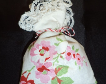 Lavender bag rose