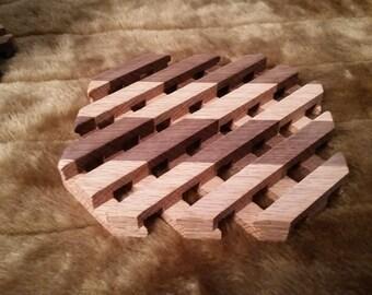 Wooden Trivit